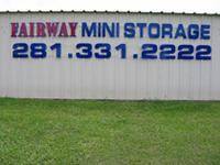 Fairway Mini Storage Facility