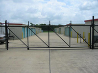 Storage Facility Security Alvin Texas